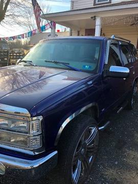 1997 GMC Yukon for sale in Bunker Hill, WV