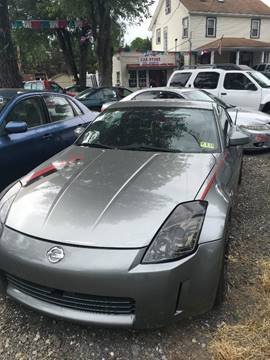 2003 Nissan 350Z for sale at PREOWNED CAR STORE in Bunker Hill WV