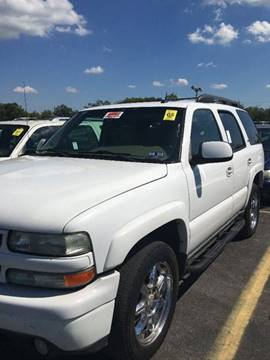 2005 Chevrolet Tahoe for sale at PREOWNED CAR STORE in Bunker Hill WV
