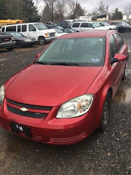 2010 Chevrolet Cobalt for sale at PREOWNED CAR STORE in Bunker Hill WV