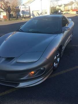 1999 Pontiac Firebird for sale in Bunker Hill, WV