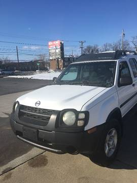 2003 Nissan Xterra for sale at PREOWNED CAR STORE in Bunker Hill WV