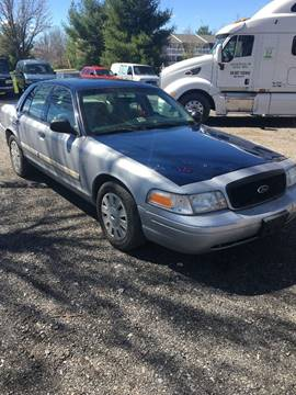 2010 Ford Crown Victoria for sale in Bunker Hill, WV