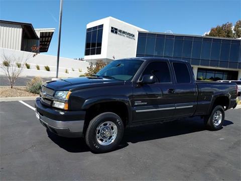 Used Diesel Trucks >> Used Diesel Trucks For Sale Carsforsale Com