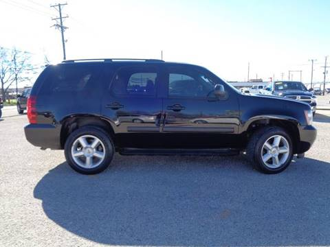 2008 Chevrolet Tahoe for sale in Mexia, TX
