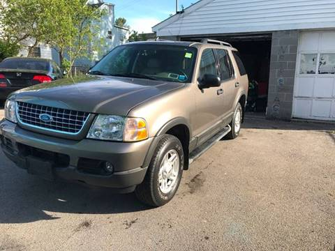 2003 Ford Explorer for sale at DARS AUTO LLC in Schenectady NY
