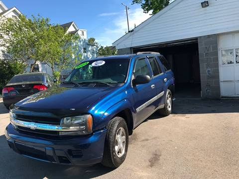 2004 Chevrolet TrailBlazer for sale at DARS AUTO LLC in Schenectady NY