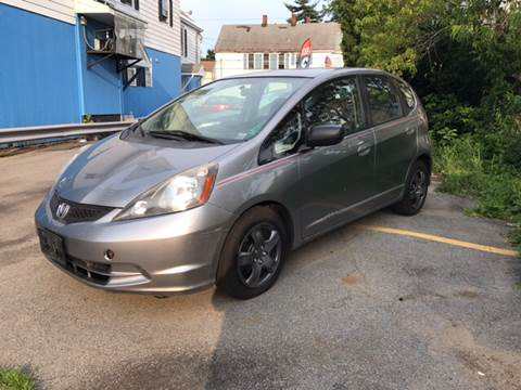 2009 Honda Fit for sale at DARS AUTO LLC in Schenectady NY