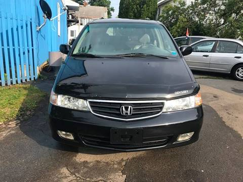 2003 Honda Odyssey for sale at DARS AUTO LLC in Schenectady NY