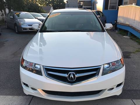 2006 Acura TSX for sale at DARS AUTO LLC in Schenectady NY