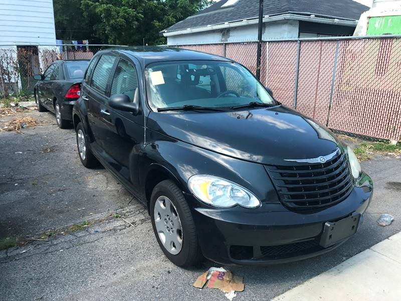 2008 Chrysler PT Cruiser for sale at DARS AUTO LLC in Schenectady NY