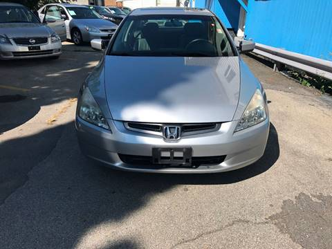 2003 Honda Accord for sale at DARS AUTO LLC in Schenectady NY