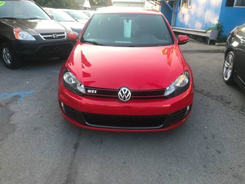 2012 Volkswagen GTI for sale in Schenectady, NY