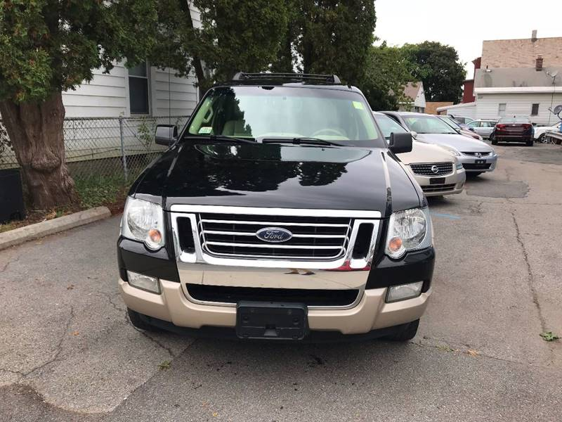 2006 Ford Explorer for sale at DARS AUTO LLC in Schenectady NY
