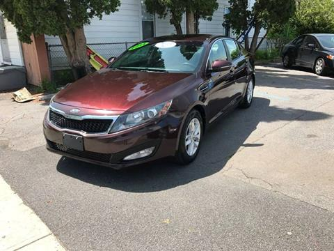 2011 Kia Optima for sale at DARS AUTO LLC in Schenectady NY