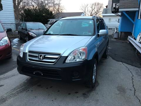 2005 Honda CR-V for sale at DARS AUTO LLC in Schenectady NY