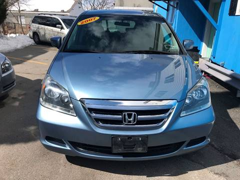 2007 Honda Odyssey for sale at DARS AUTO LLC in Schenectady NY