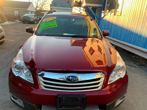 2012 Subaru Outback for sale in Schenectady, NY