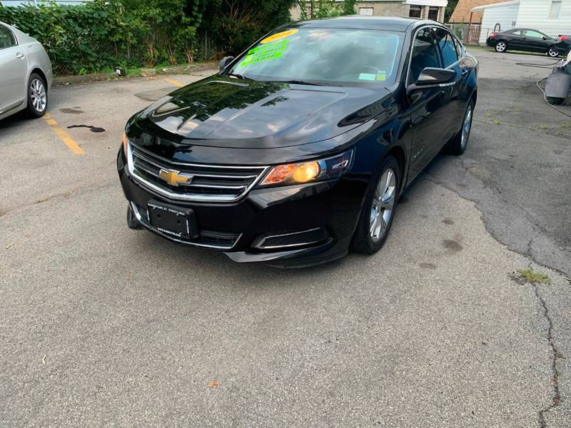 2014 Chevrolet Impala for sale at DARS AUTO LLC in Schenectady NY