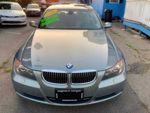 2006 BMW 3 Series for sale at DARS AUTO LLC in Schenectady NY