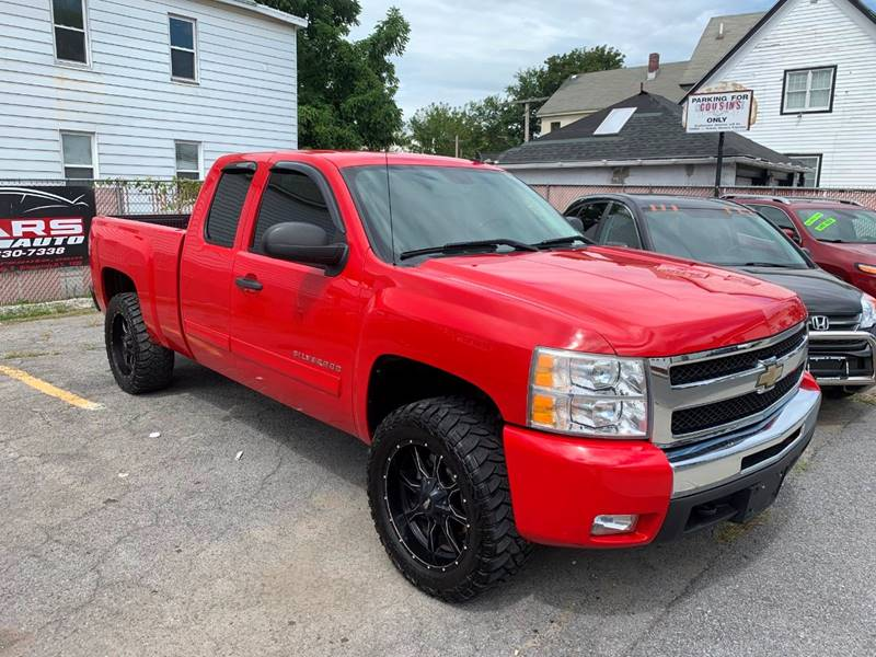 2010 Chevrolet Silverado 1500 for sale at DARS AUTO LLC in Schenectady NY