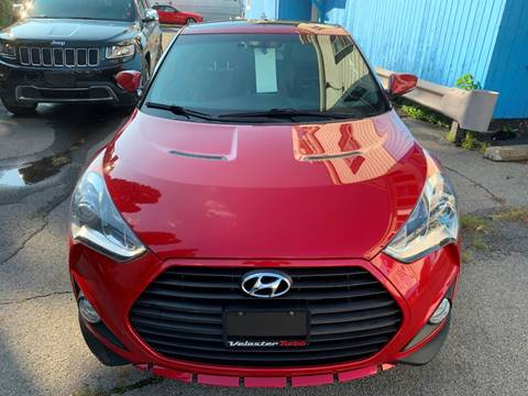 2013 Hyundai Veloster Turbo for sale in Schenectady, NY