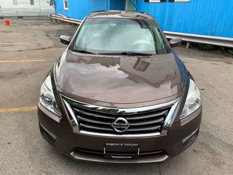 2014 Nissan Altima for sale in Schenectady, NY