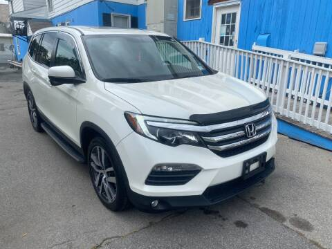 2016 Honda Pilot for sale at DARS AUTO LLC in Schenectady NY