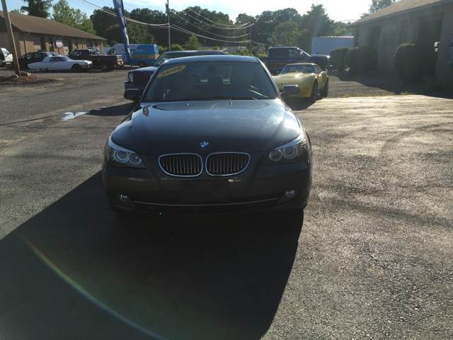 2008 BMW 5 Series for sale at DARS AUTO LLC in Schenectady NY