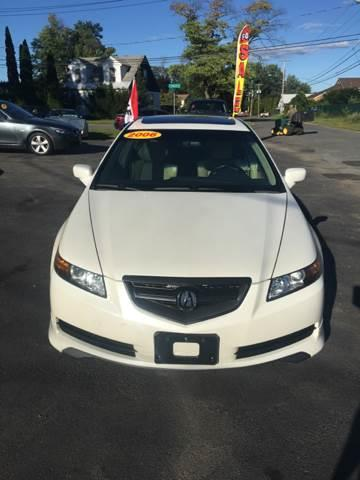 2006 Acura TL for sale at DARS AUTO LLC in Schenectady NY