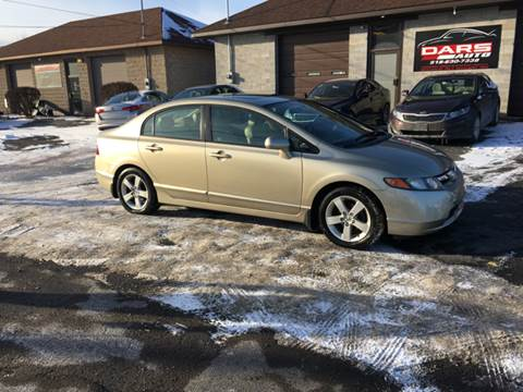 2008 Honda Civic for sale at DARS AUTO LLC in Schenectady NY