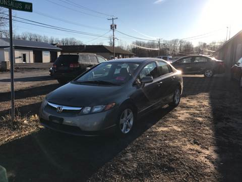 2007 Honda Civic for sale at DARS AUTO LLC in Schenectady NY