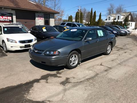 2005 Chevrolet Impala for sale at DARS AUTO LLC in Schenectady NY