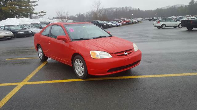 2002 Honda Civic for sale at DARS AUTO LLC in Schenectady NY