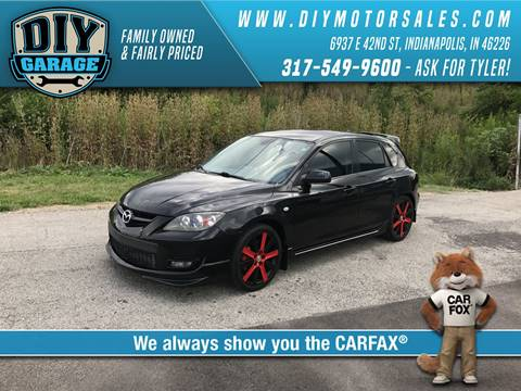 2008 Mazda MAZDASPEED3 for sale in Indianapolis, IN