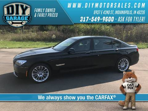 2014 BMW 7 Series for sale in Indianapolis, IN