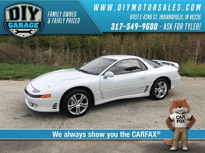 1993 Mitsubishi 3000Gt AWD VR-4 Turbo 2dr Hatchback In Indianapolis ...