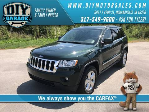 Diy garage used cars indianapolis in dealer 2011 jeep grand cherokee 103536 miles 14360 solutioingenieria Choice Image