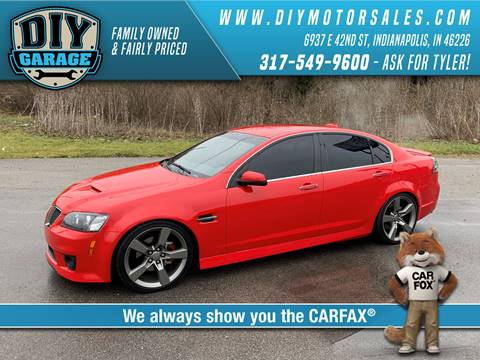 2008 Pontiac G8 for sale in Indianapolis, IN