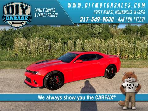 2015 Chevrolet Camaro for sale in Indianapolis, IN