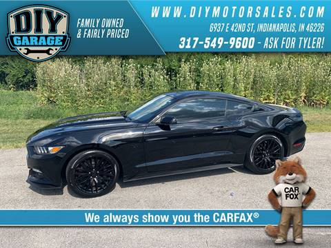 2017 Ford Mustang for sale in Indianapolis, IN