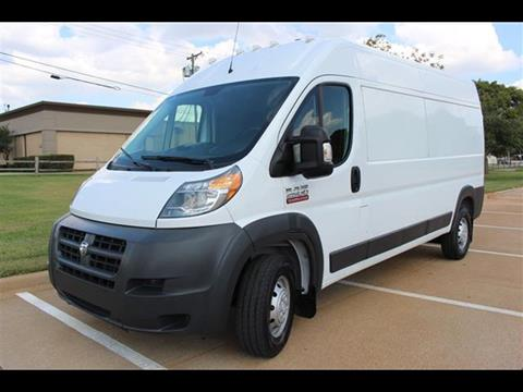 2016 RAM ProMaster Window for sale in Euless, TX