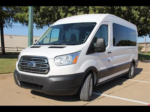 2016 Ford Transit Wagon for sale in Euless, TX