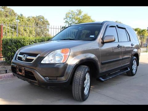 2004 Honda CR-V for sale in Euless, TX