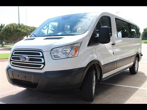 2017 Ford Transit Passenger for sale in Euless, TX