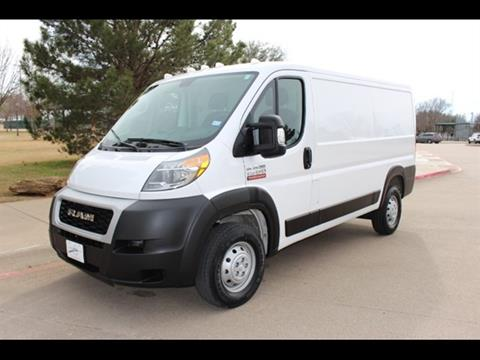 2019 RAM ProMaster Cargo for sale in Euless, TX