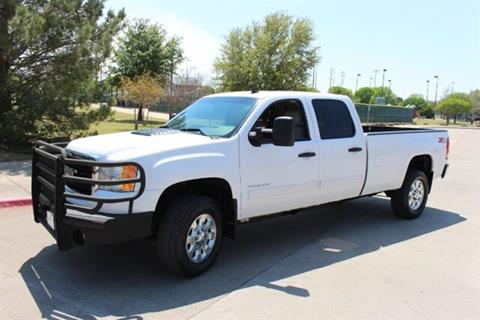 2011 GMC Sierra 2500HD for sale in Euless, TX