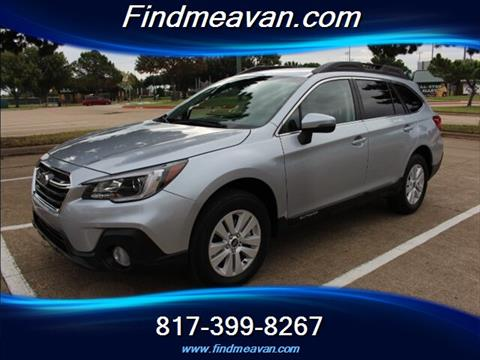2019 Subaru Outback for sale in Euless, TX