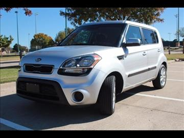 2013 Kia Soul for sale in Euless, TX