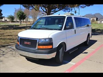 2015 GMC Savana Passenger for sale in Euless, TX
